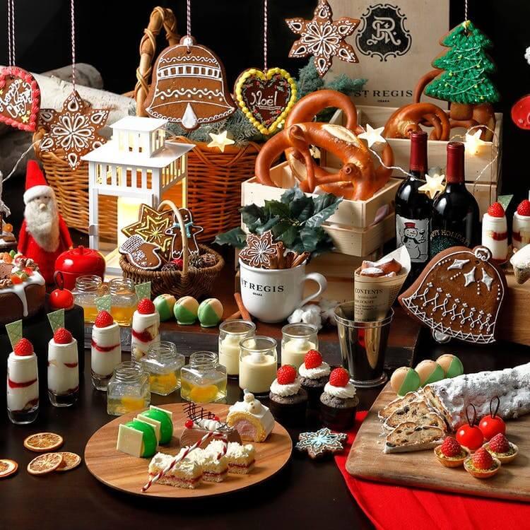 セント レジス ホテル 大阪「クリスマスマーケット」