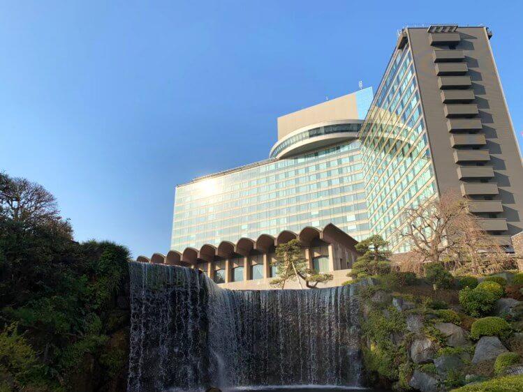 ホテルニューオータニ (東京) 宿泊