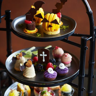 アマン東京「Halloween Afternoon Tea