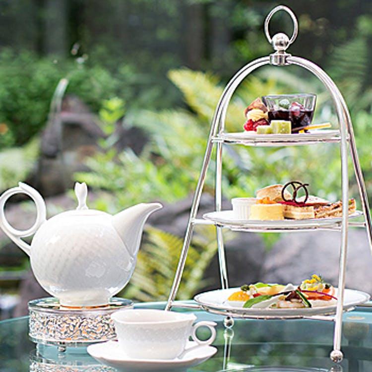 ウェスティンホテル大阪「Special Afternoon Tea Set ~フロマージュ&ショコラ~