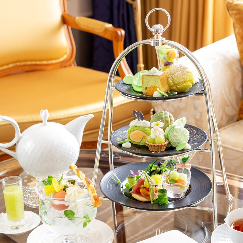 「Special Afternoon Tea Set ~メロン~