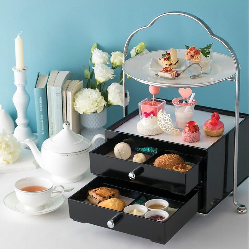 スイスホテル南海大阪「プリンセス Afternoon Tea