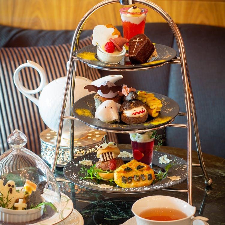 ウェスティンホテル大阪「Special Afternoon Tea Set ハロウィン