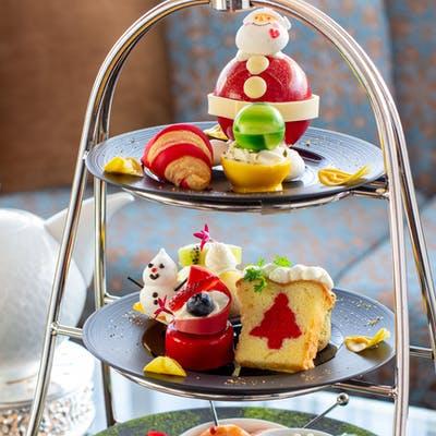 ウェスティンホテル大阪「Special Afternoon Tea Set~サンタのクリスマス~
