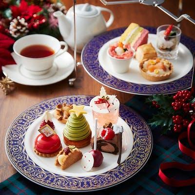 ホテル日航大阪「クリスマスアフタヌーンティーセット