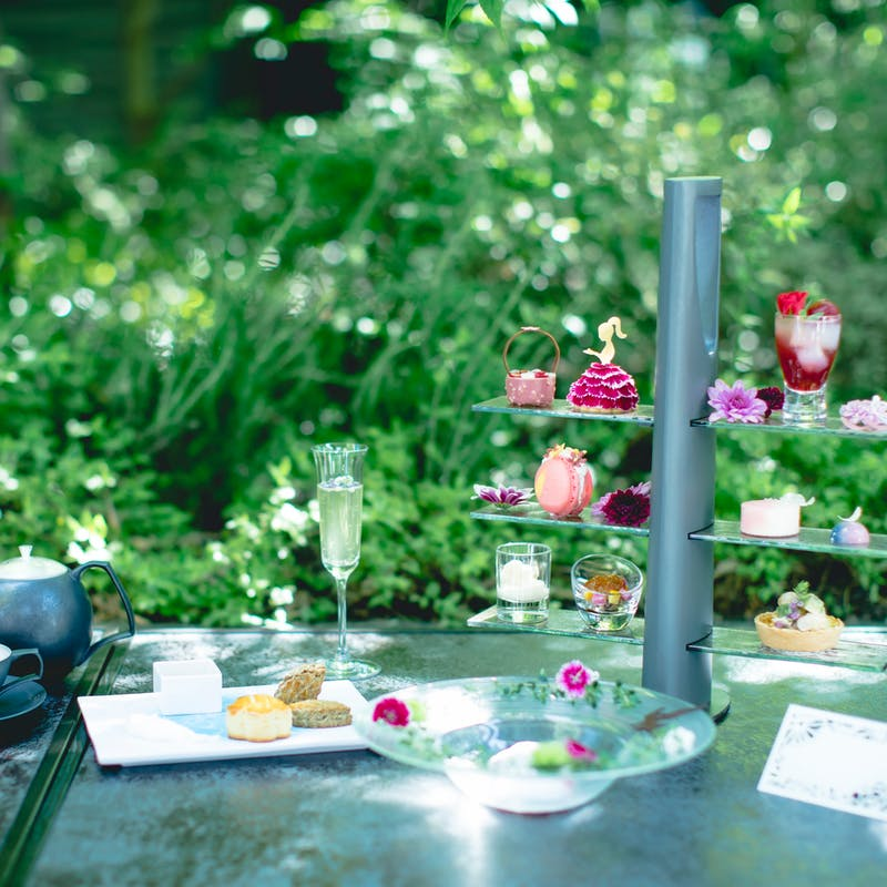 THE THOUSAND KYOTO「Fairy's Afternoon tea~妖精からの招待状~