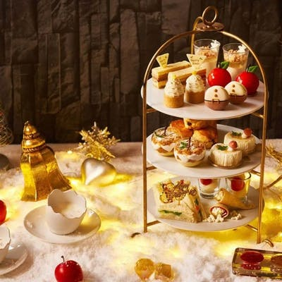 「Special Afternoon Tea~白雪姫のクリスマスティータイム~