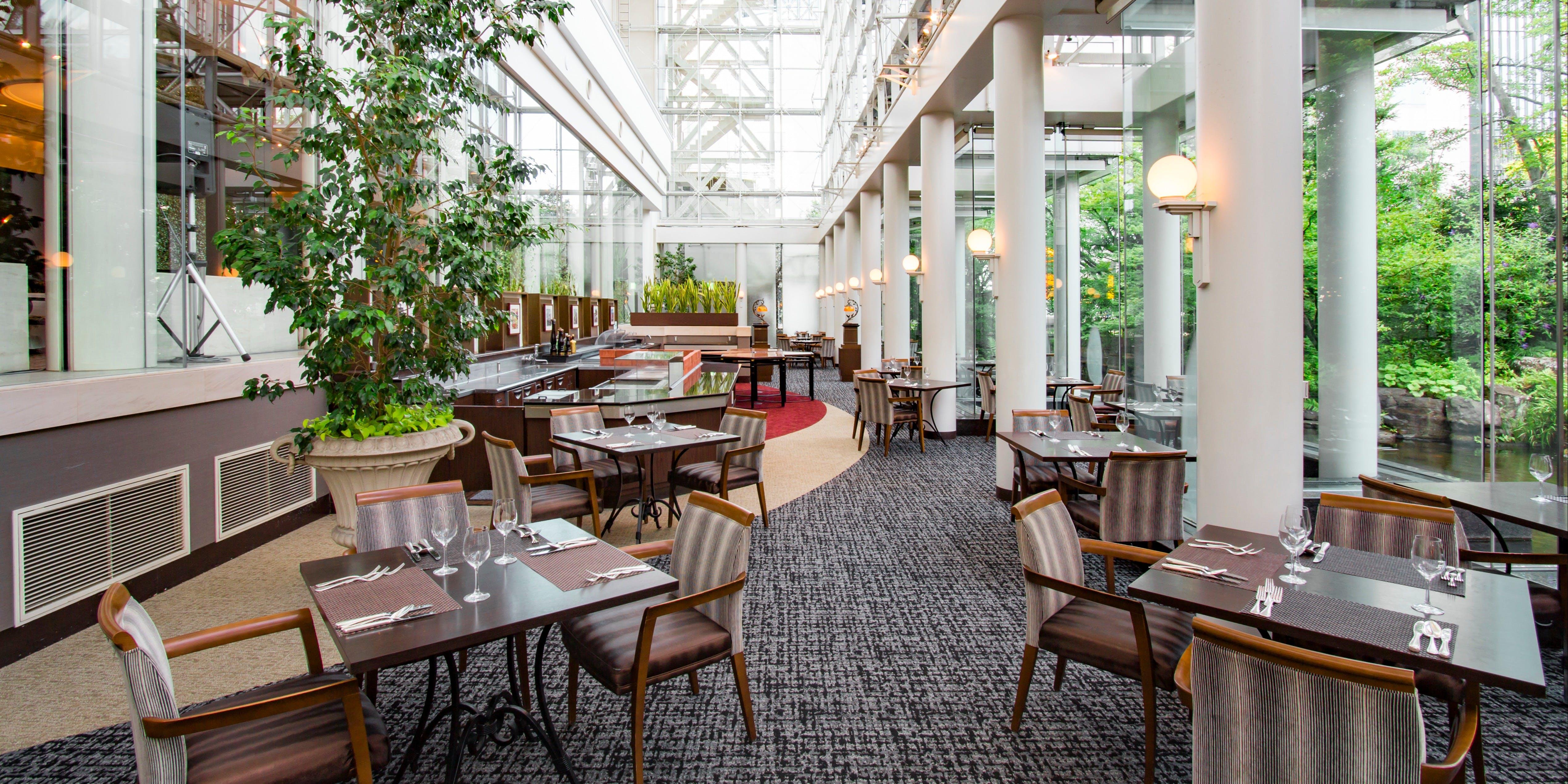 ウェスティンホテル大阪「選べる4品 プリフィックスランチコース」