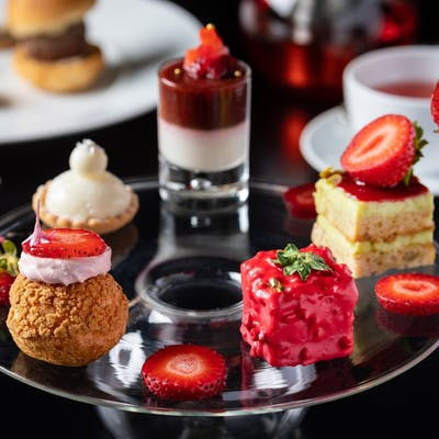 「MOTIF Afternoon Tea Collection – Winter Flavours –