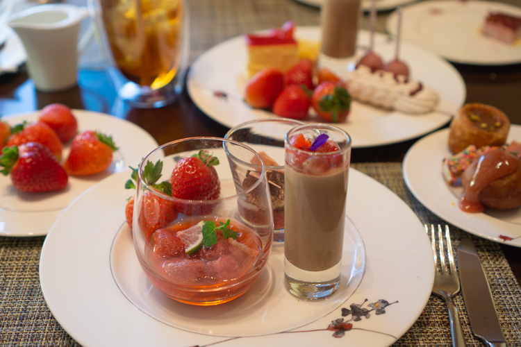 【レポ】インターコンチネンタルホテル大阪 いちごビュッフェ「Strawberry Adventure」訪問レポート