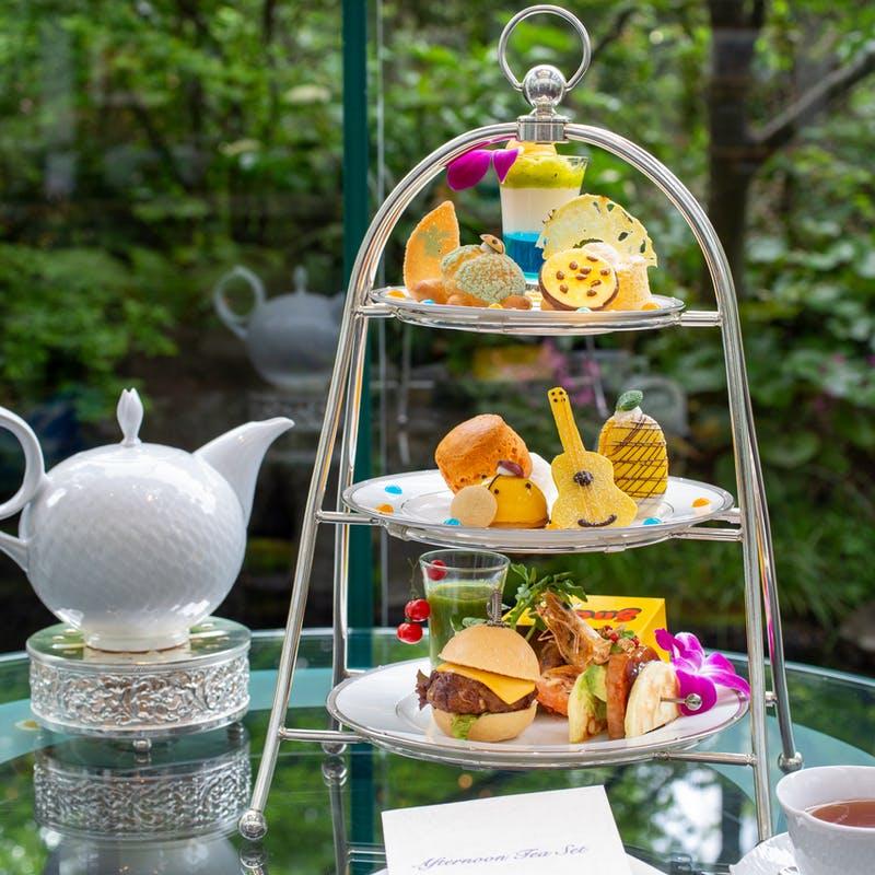 「Afternoon Tea Set~ハワイアン~