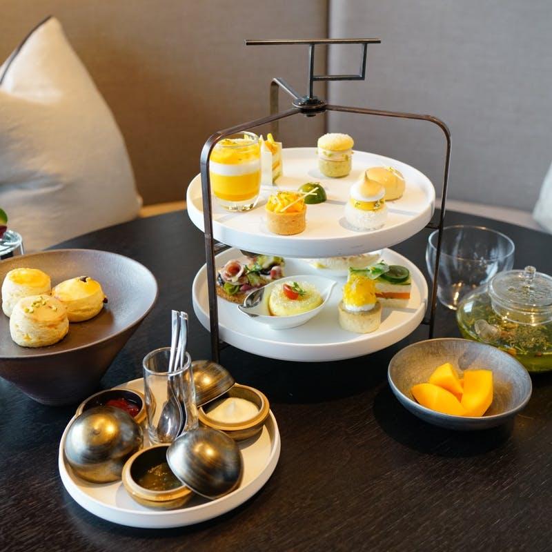 「Mango Summer Afternoon Tea