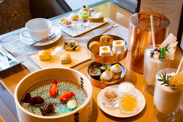 【ティー レポ】HOTEL THE MITSUI KYOTOのアフタヌーンティー